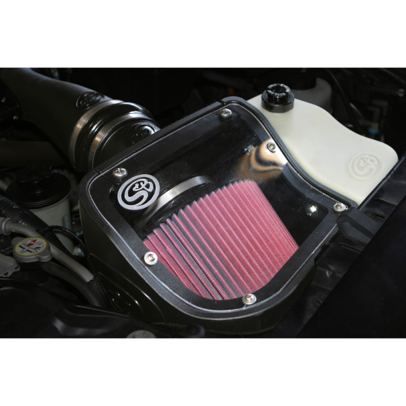 75-5050 S&B Cold Air Intake Kit F-150
